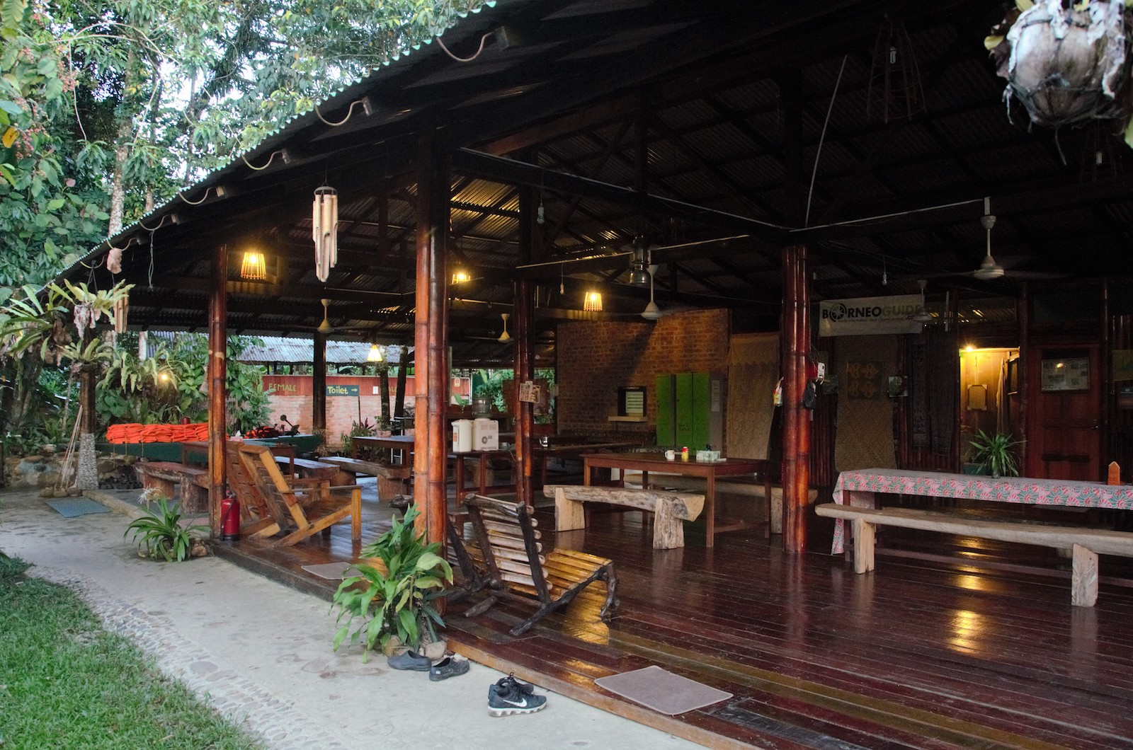 Indulge in riverside glamping at Sumbiling Eco Village