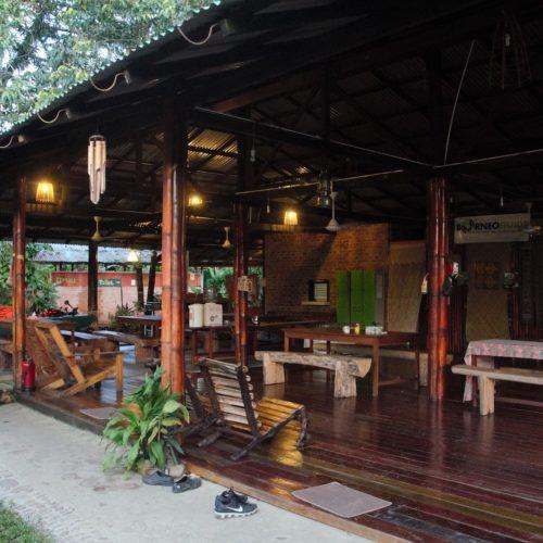 BorneoGuide Sumbiling Eco Village Temburong Balai Gajah