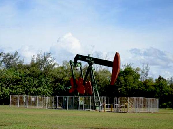 Seria Oilfield & Sungai Liang Park
