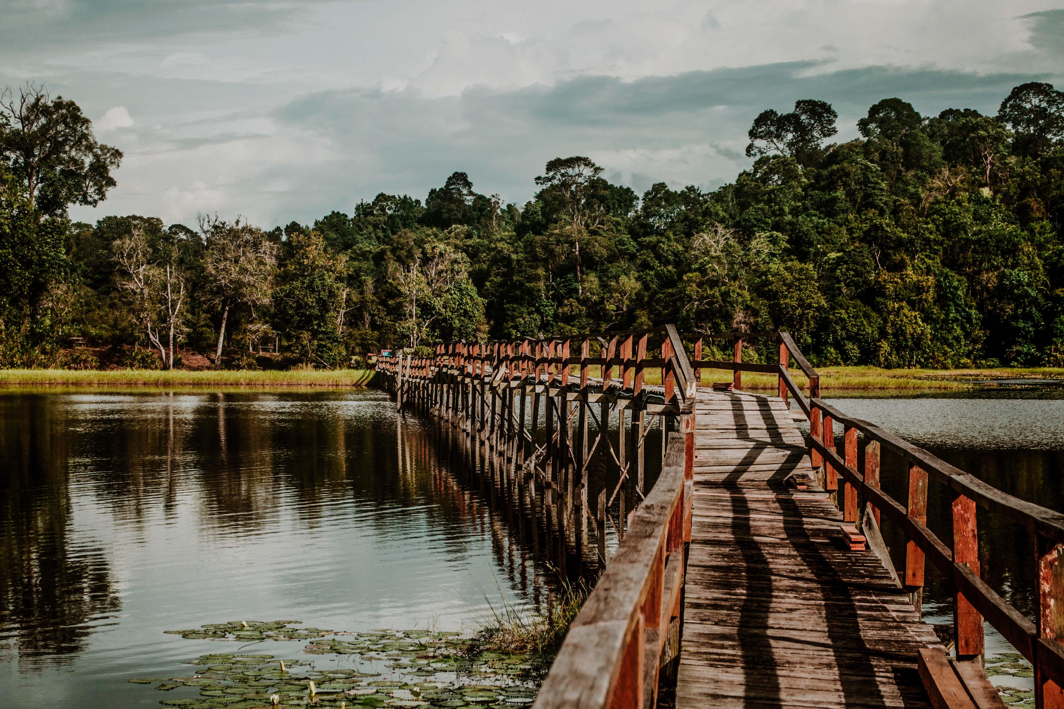 Tutong_Tasek_Merimbun_Bridge